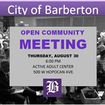 Community Meeting 08-30-18 pic